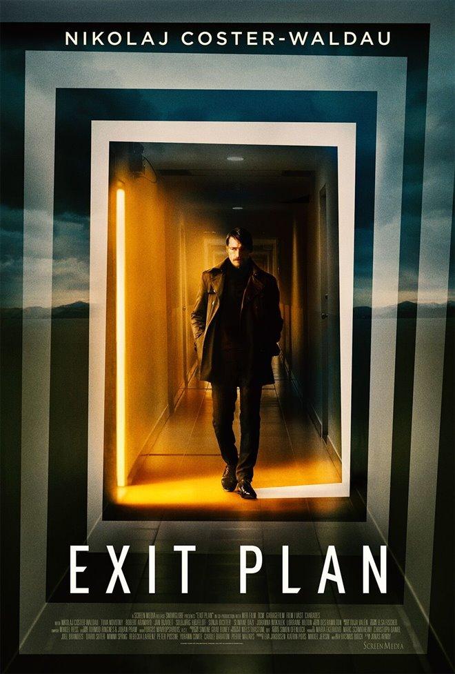 Exit Plan Large Poster