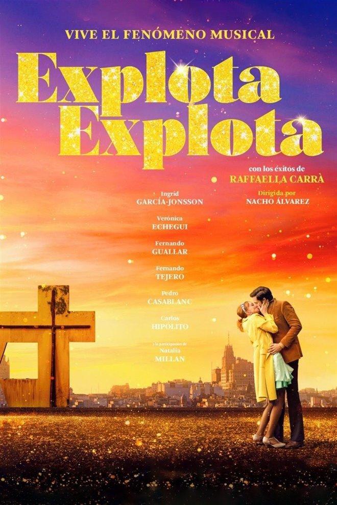 Explota explota Large Poster