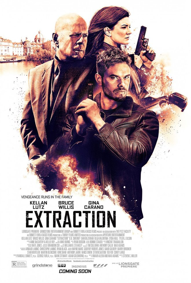 Extraction Large Poster