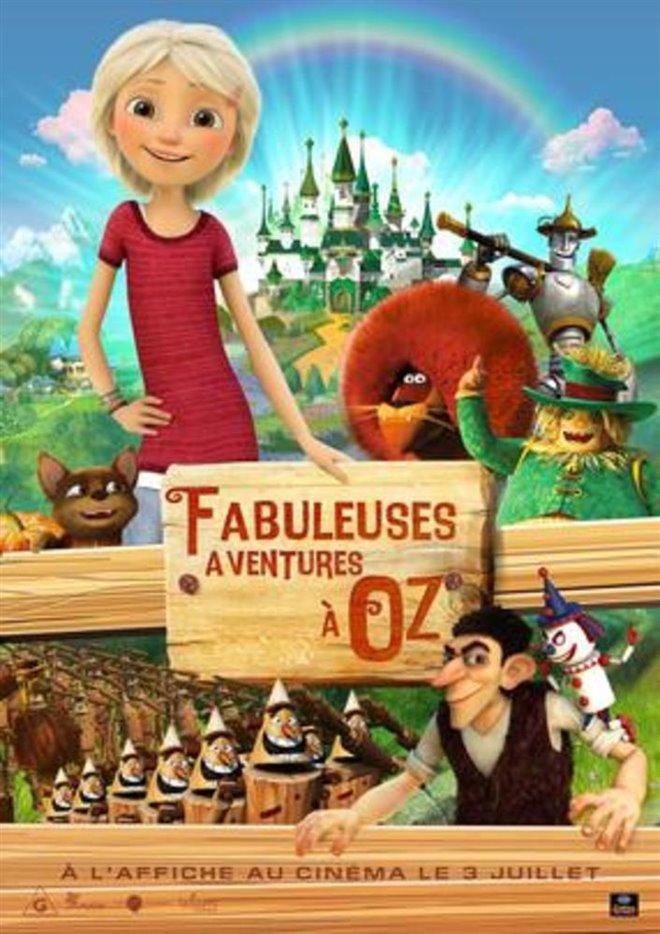 Fabuleuses aventures à Oz Large Poster