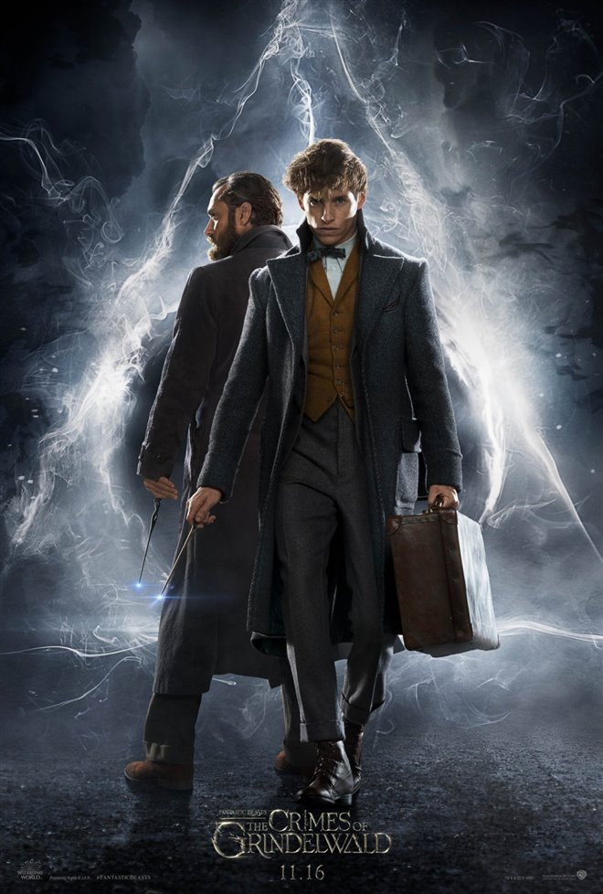 Fantastic Beasts: The Crimes of Grindelwald Large Poster