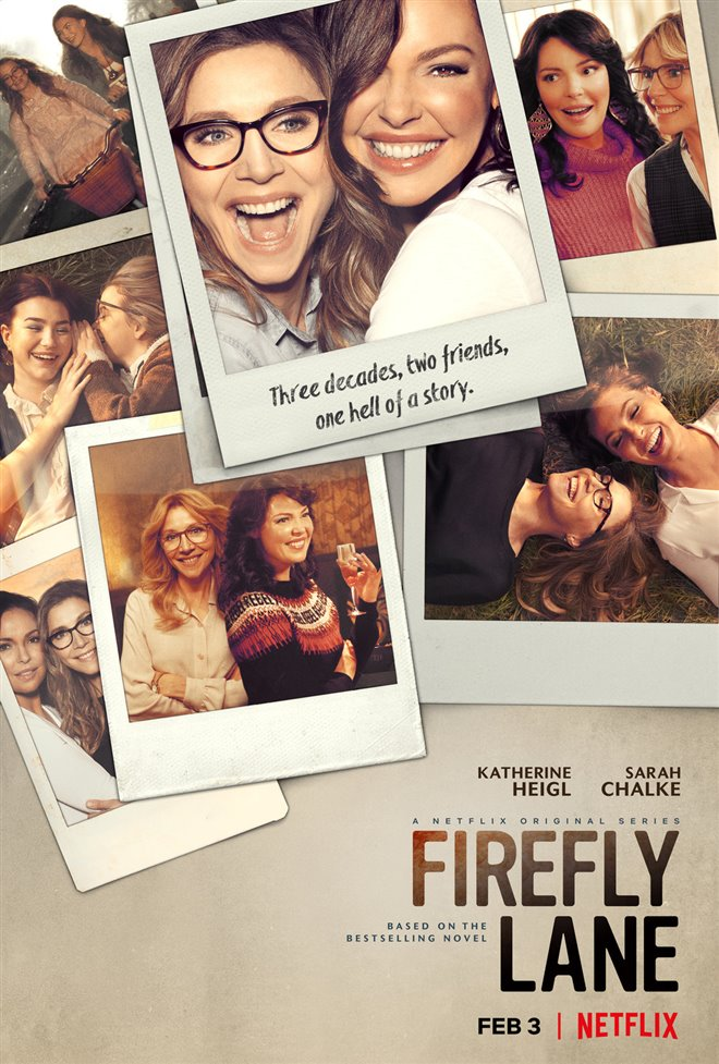 Firefly Lane (Netflix) Large Poster