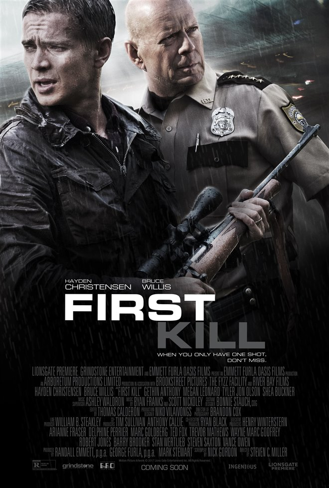 First Kill Large Poster