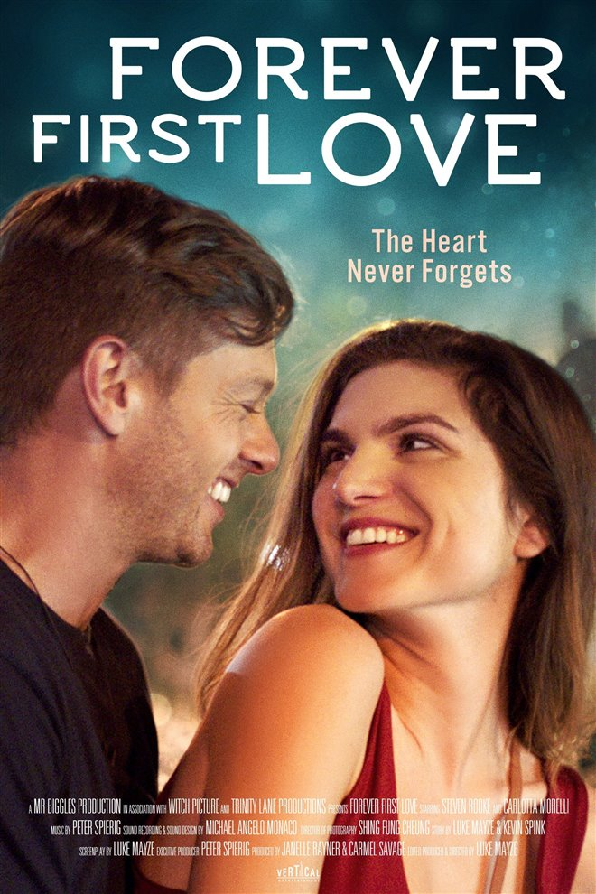 Forever First Love Large Poster
