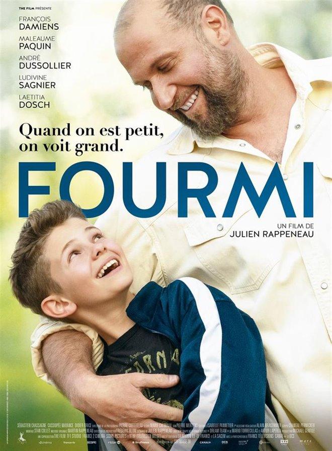 Fourmi (v.o.f.) Large Poster