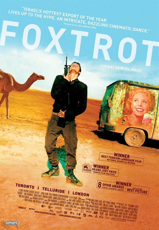 Foxtrot (v.o.s.-t.f.) Large Poster