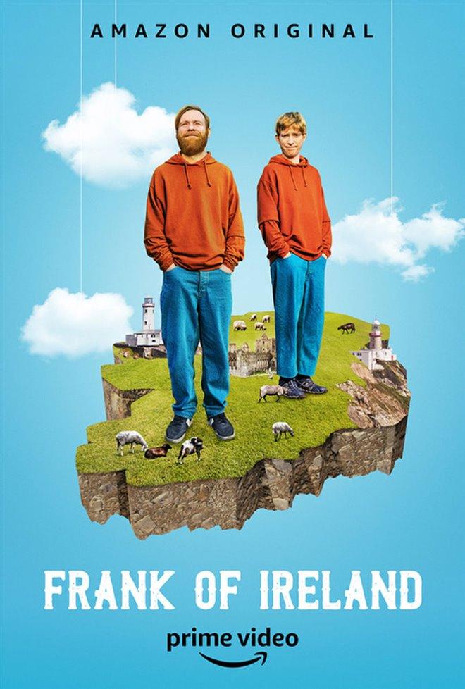 Frank of Ireland (Amazon Prime Video) Large Poster