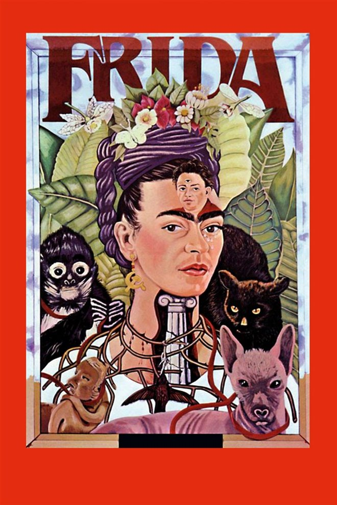 Frida Large Poster