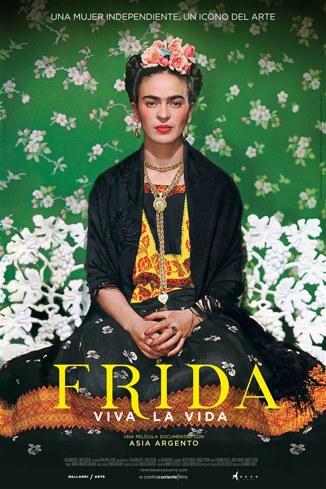 Frida. Viva la Vida Large Poster