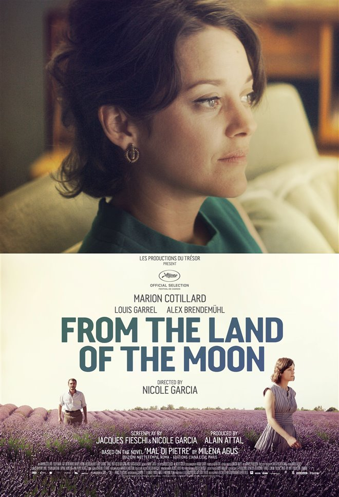 From the Land of the Moon Large Poster