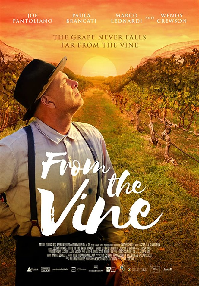 From the Vine Large Poster