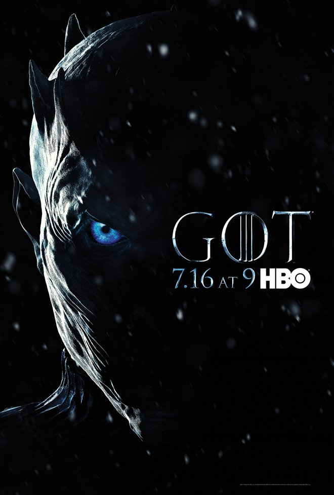 Game of Thrones: Season 7 Large Poster