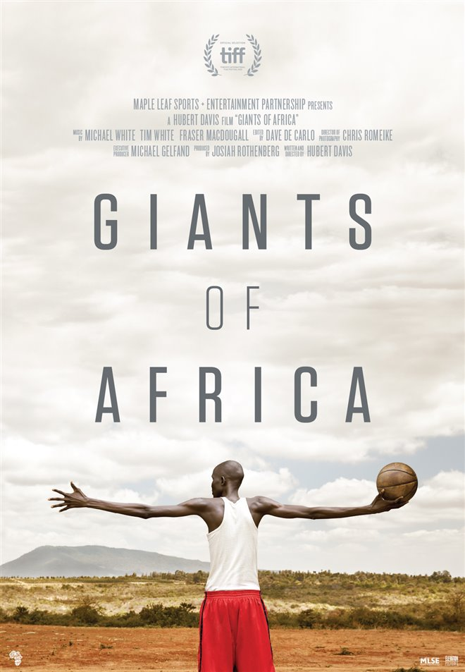 Giants of Africa Large Poster