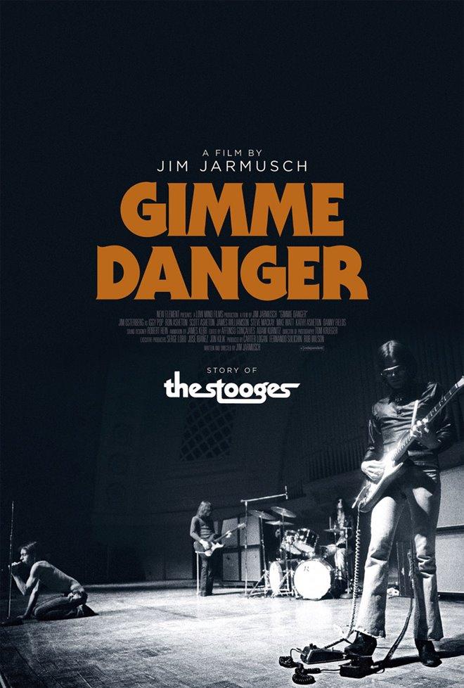 Gimme Danger (v.o.a.) Large Poster