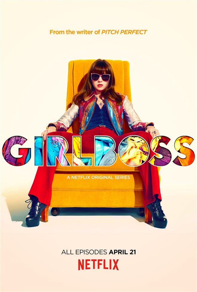 Girlboss (Netflix) Large Poster