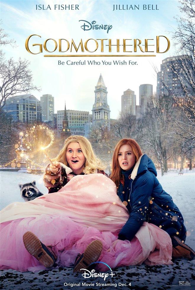 Godmothered (Disney+) Large Poster
