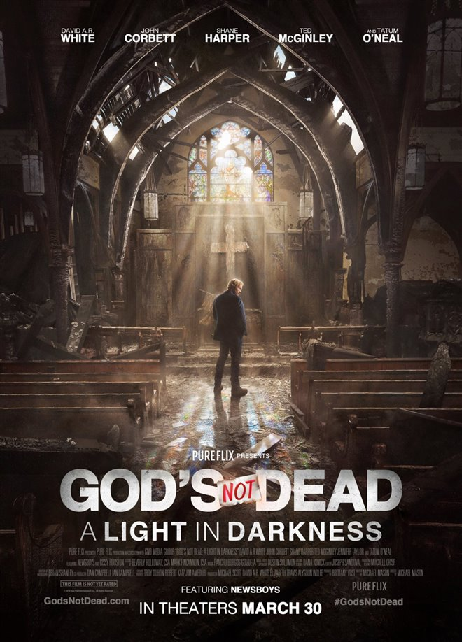 God's Not Dead: A Light in Darkness Large Poster