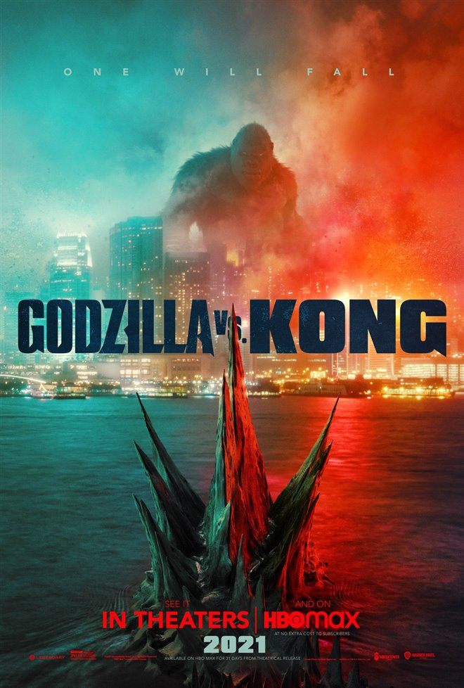 Godzilla vs. Kong Large Poster