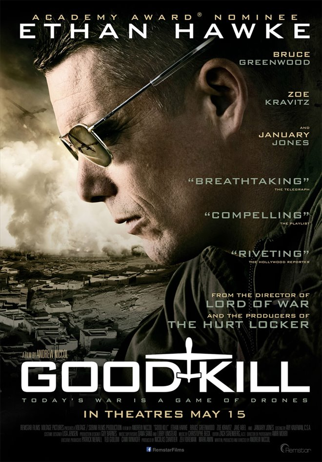 Good Kill Large Poster