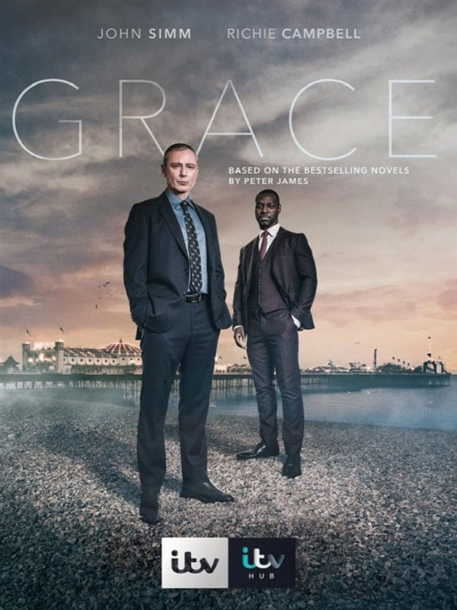 Grace (BritBox) Large Poster