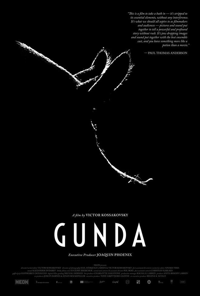 Gunda Large Poster