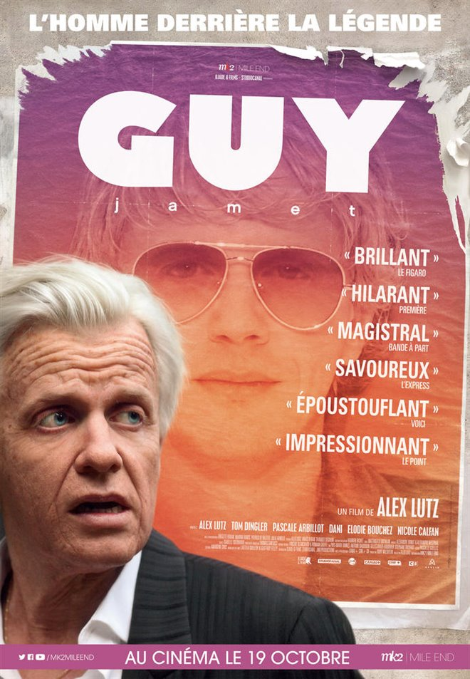 Guy Large Poster