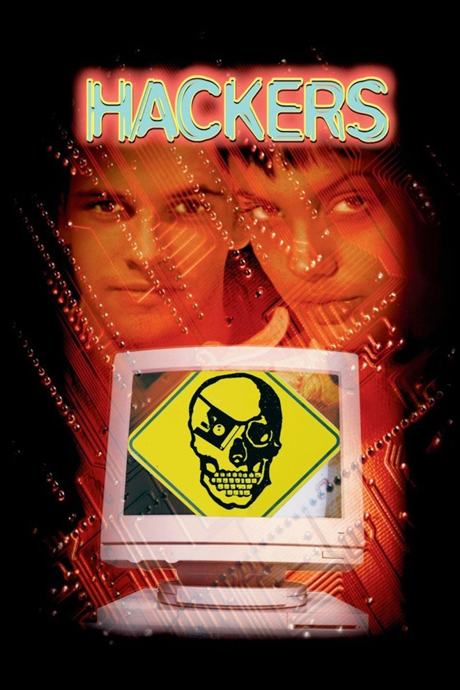 Hackers Large Poster