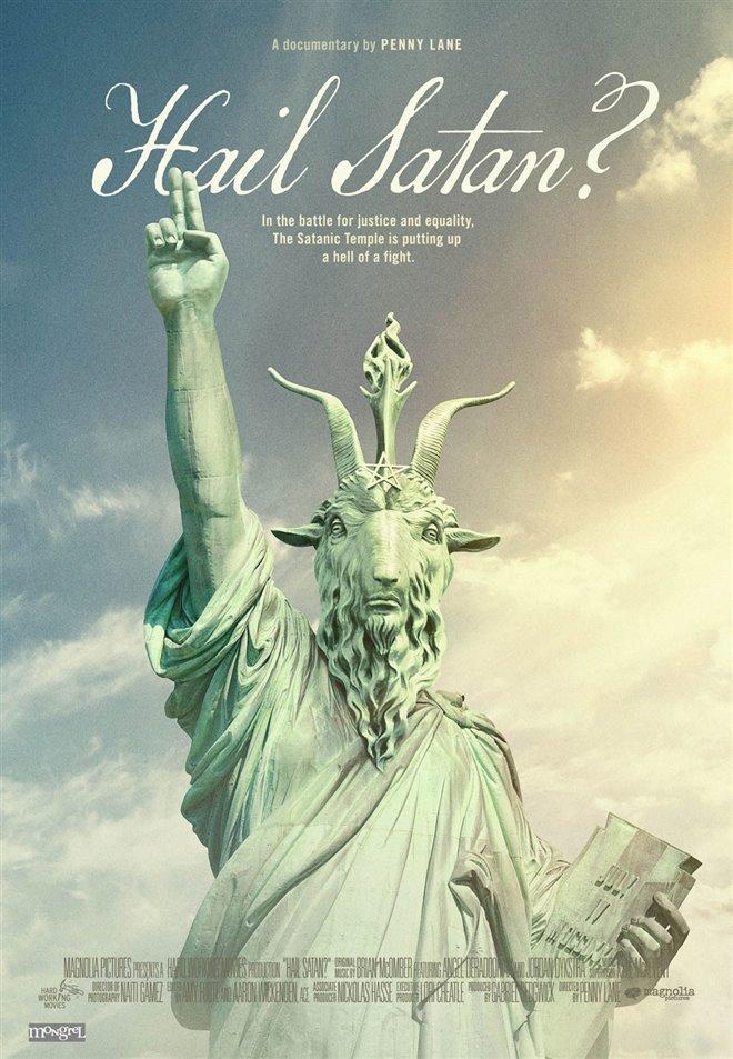 Hail Satan? Large Poster