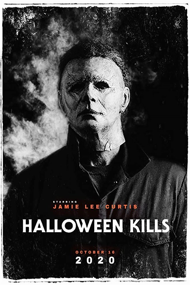 Halloween Kills Large Poster