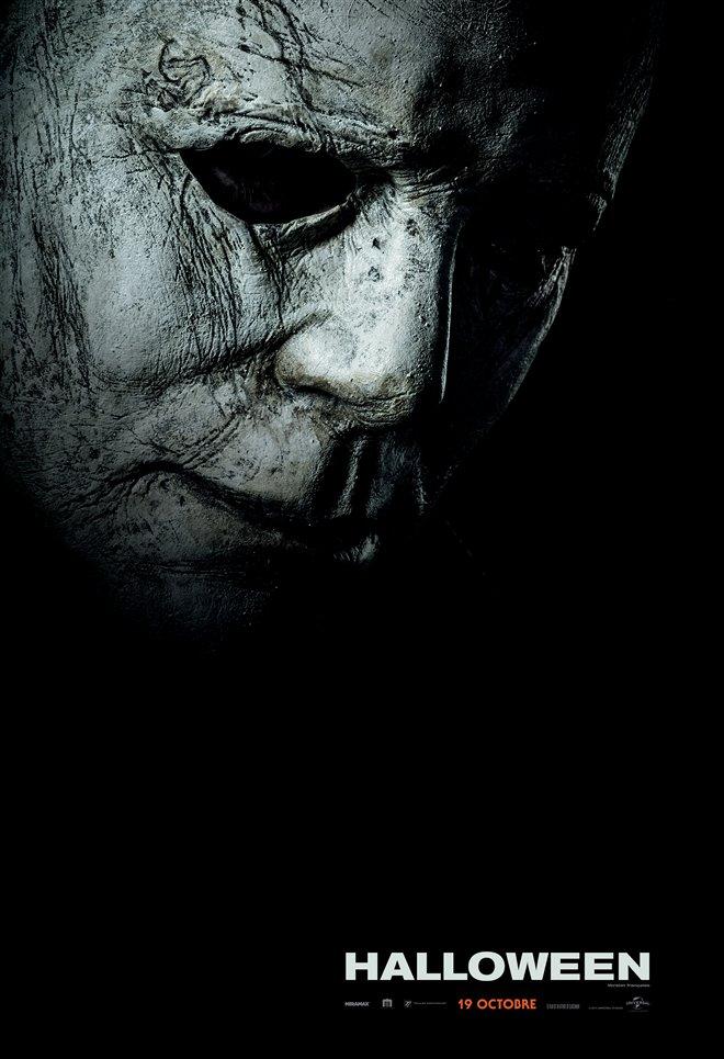 Halloween (v.f.) Large Poster