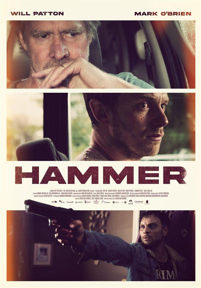 Hammer Large Poster