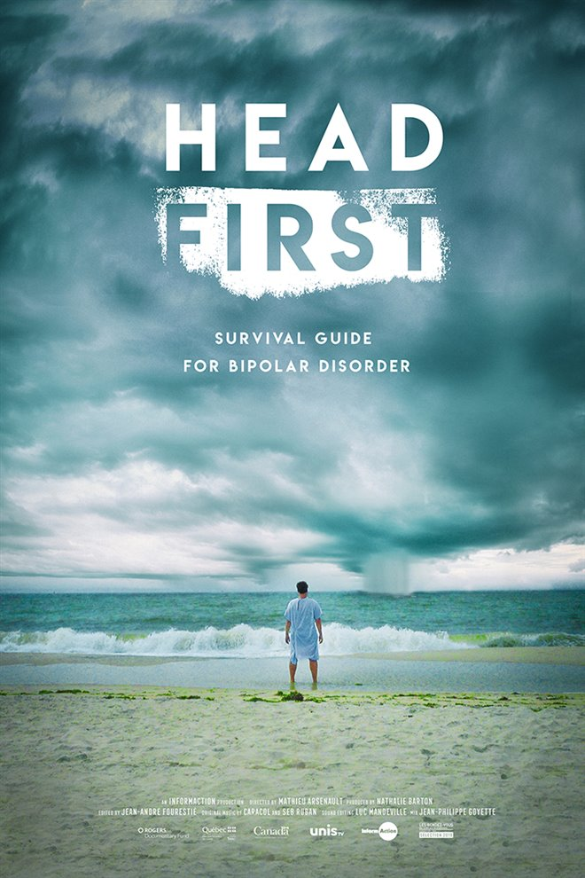 Head First Large Poster