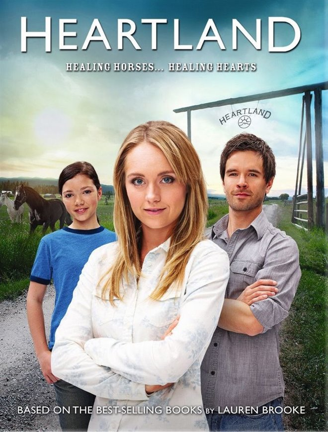 Heartland 2007 Movie Large Poster