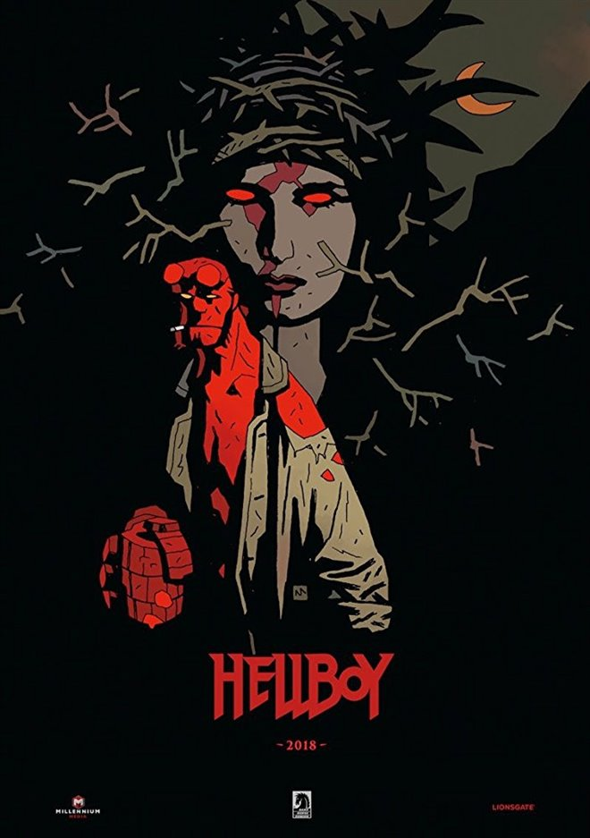 Hellboy Large Poster