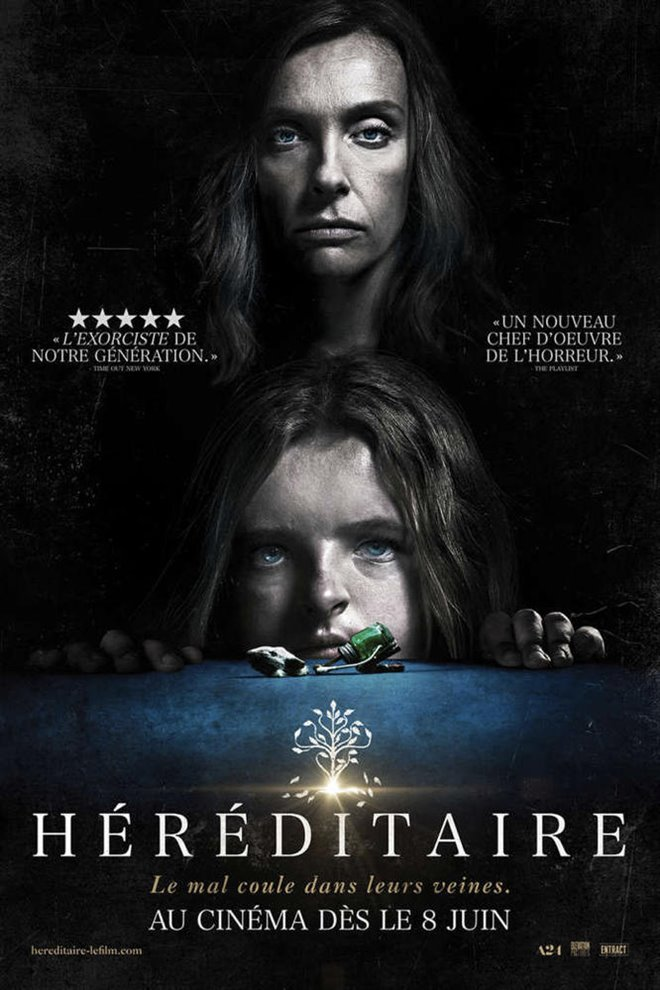 Héréditaire Large Poster