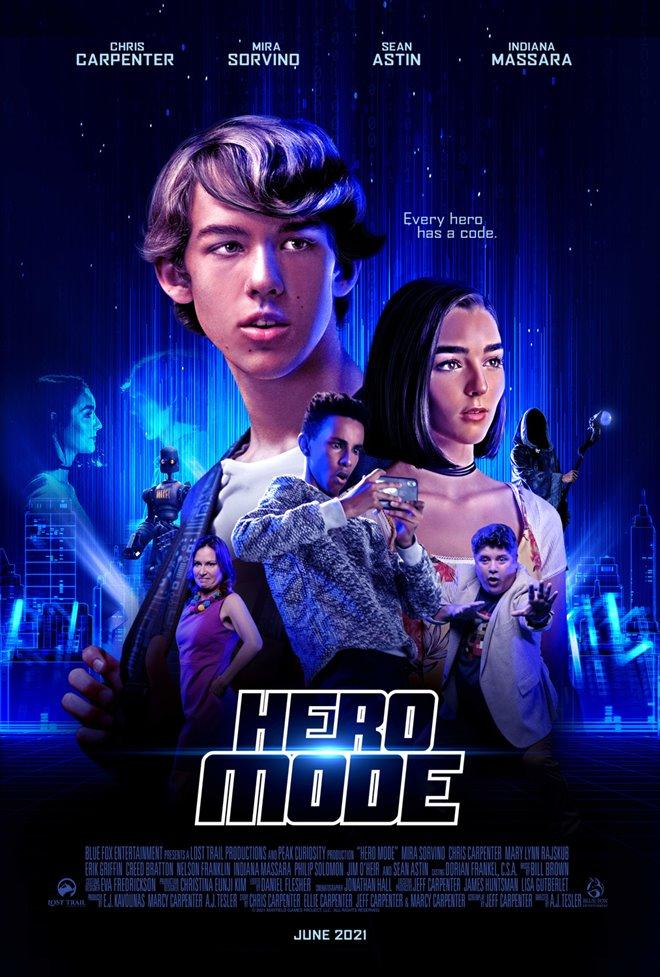 Hero Mode Large Poster