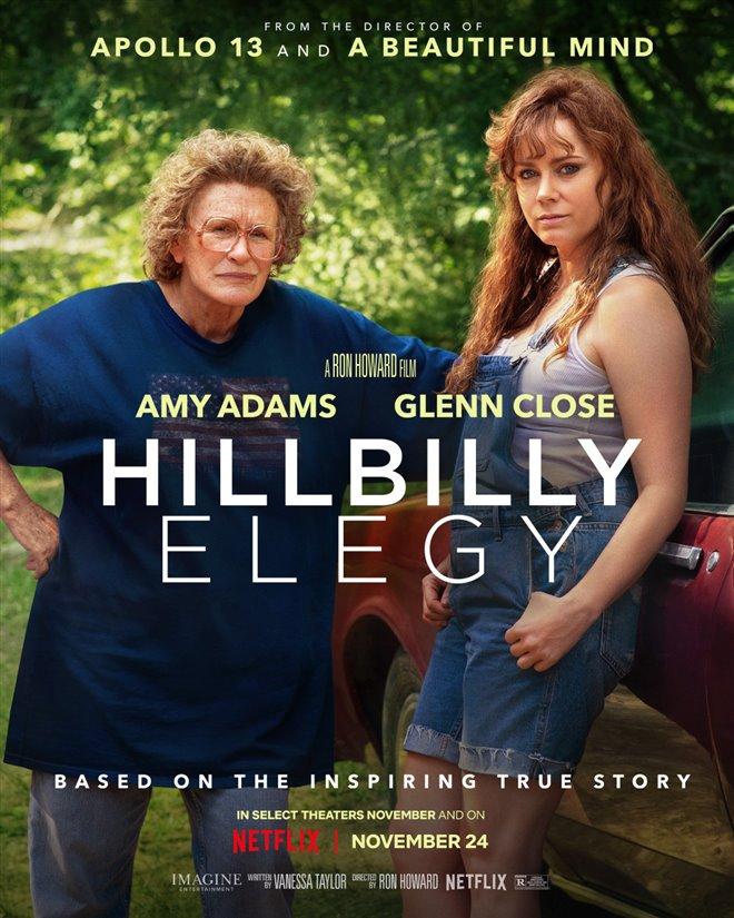 Hillbilly Elegy (Netflix) Large Poster