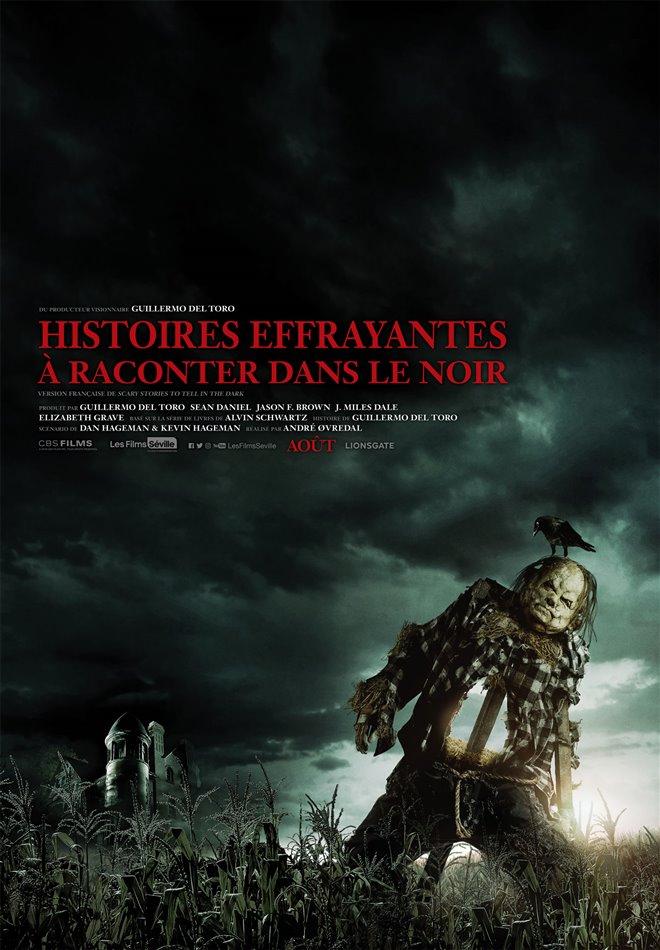 Histoires effrayantes à raconter dans le noir Large Poster