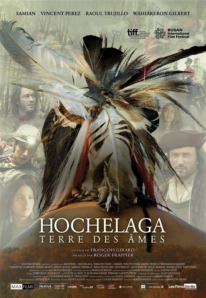 Hochelaga : Terre des âmes Large Poster