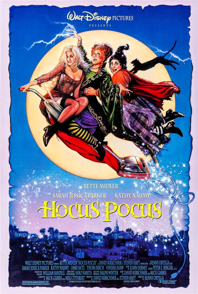 Hocus Pocus Large Poster
