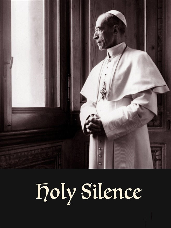 Holy Silence Large Poster