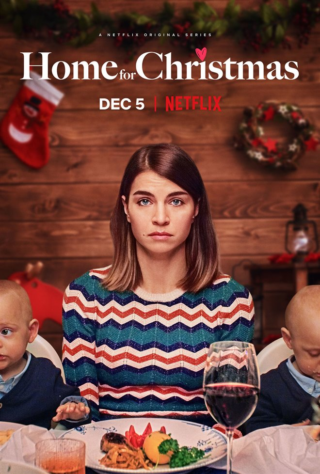 Home for Christmas (Netflix) Large Poster