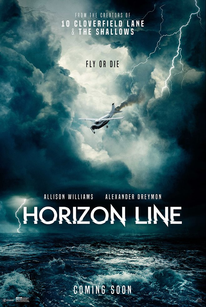 Horizon Line Large Poster