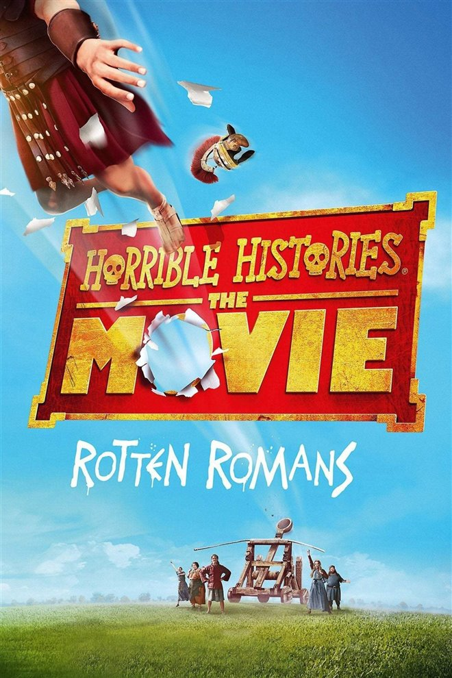 Horrible Histories: The Movie - Rotten Romans Large Poster