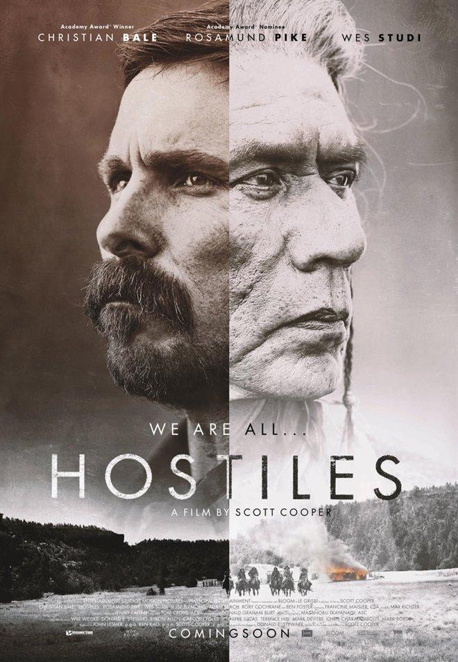 Hostiles (v.o.a.) Large Poster