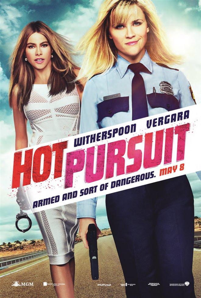 Hot Pursuit Large Poster