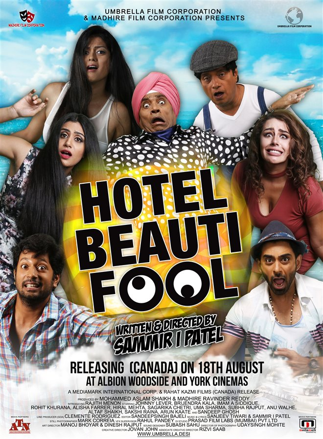 Hotel Beautifool Large Poster