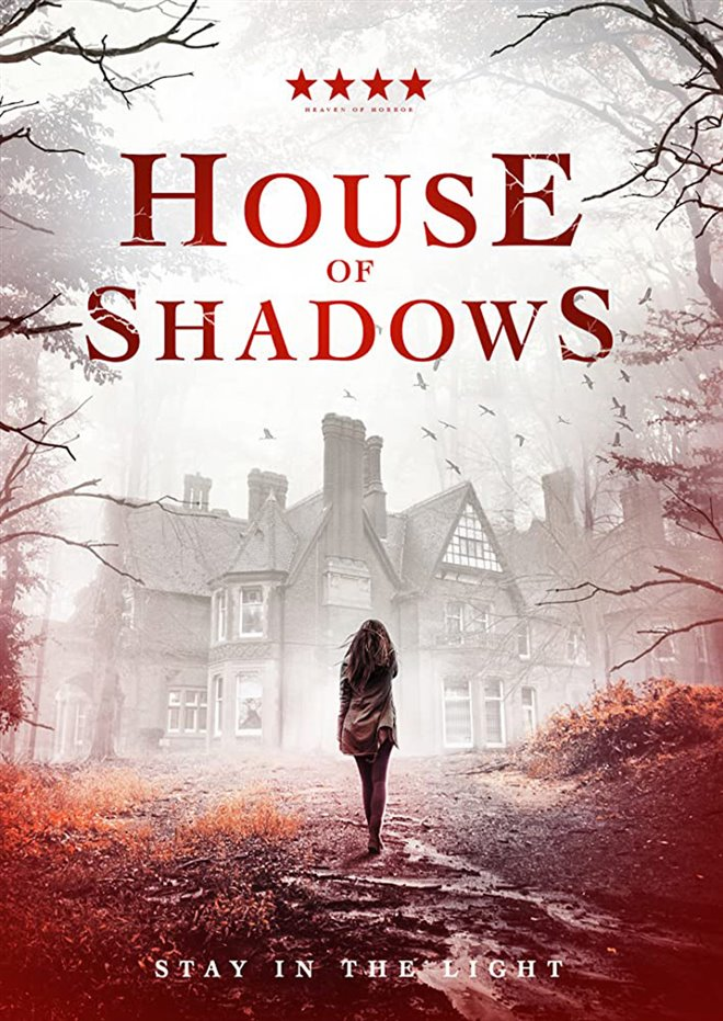 House of Shadows Large Poster