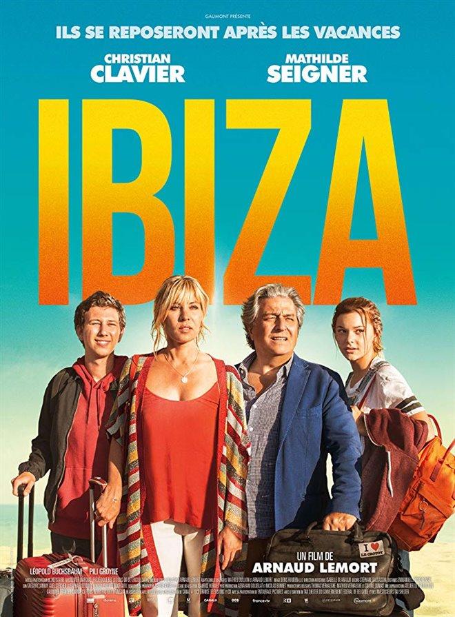 Ibiza (v.o.f.) Large Poster