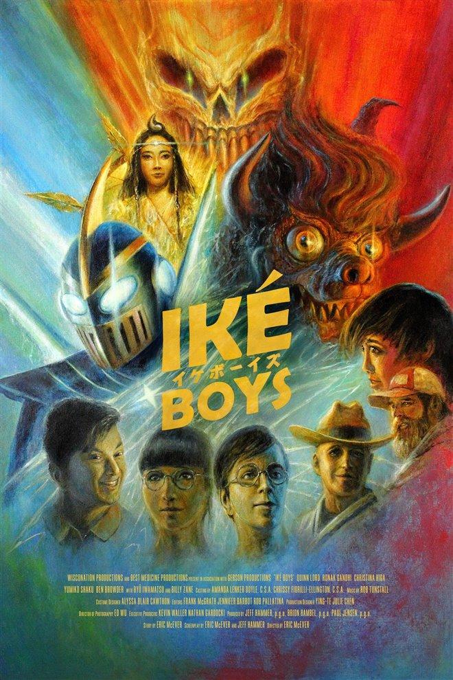 Iké Boys Large Poster
